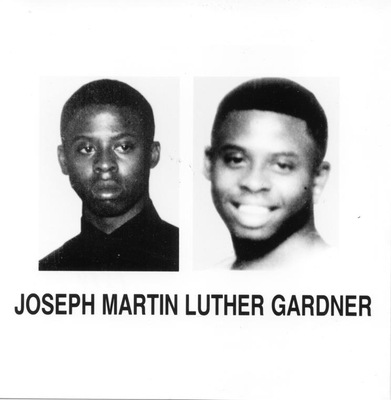 437. Joseph Martin Luther Gardner