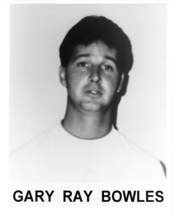 438. Gary Ray Bowles
