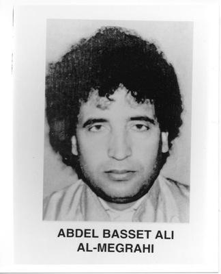 441. Abdel Bassett Ali Al-Megrahi