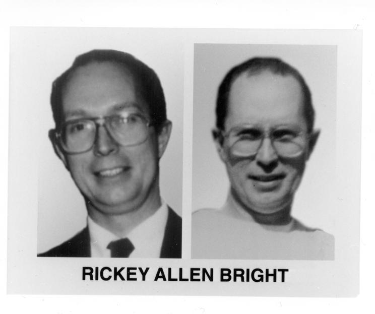 444. Rickey Allen Bright