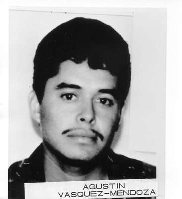 445. Agustin Vasquez-Mendoza