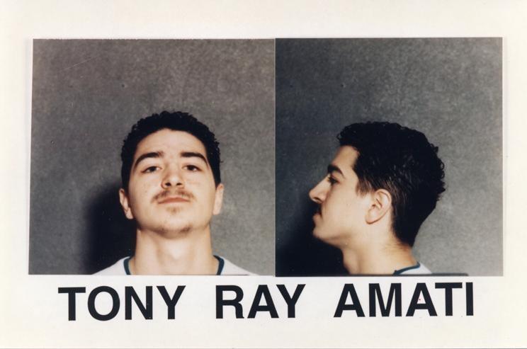 452. Tony Ray Amati