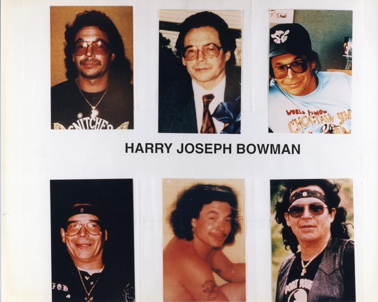 453. Harry Joseph Bowman