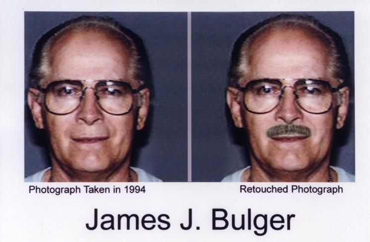 "458. James ""Whitey"" Bulger"