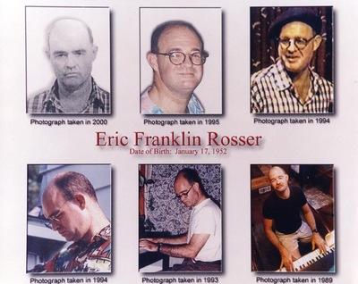 460. Eric Franklin Rosser