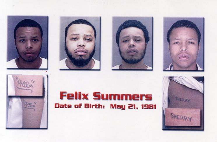 468. Felix Summers