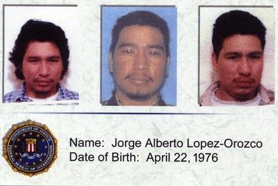 480. Jorge Alberto Lopez-Orozco, Photo 1 of 2