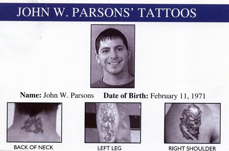 484. John W. Parsons