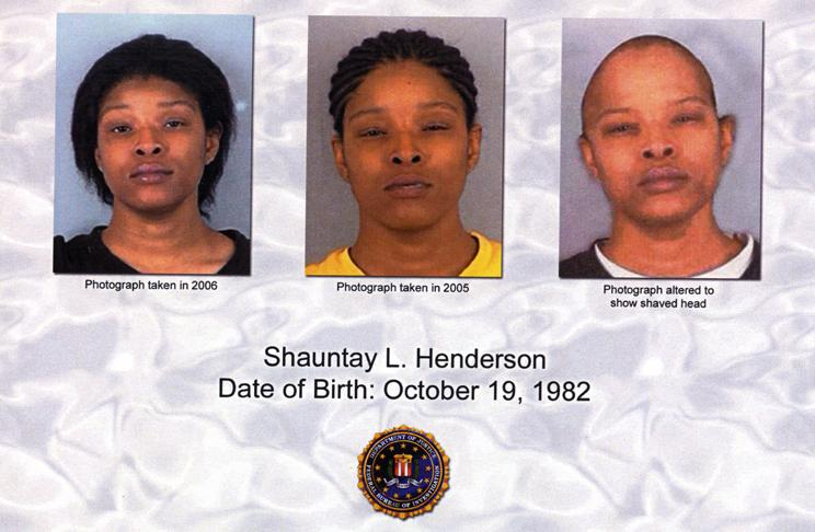 486. Shauntay L. Henderson