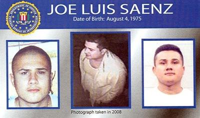 492. Joe Luis Saenz