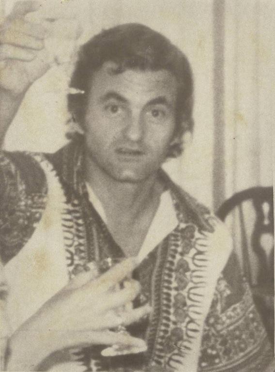 Photograph taken circa 1970-1975